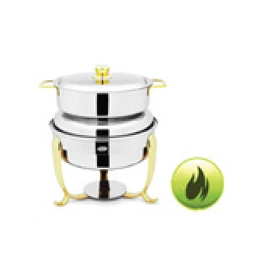 Jual Pemanas Makanan Soup Kettle ELLANE CHEFFER EK-005S/G